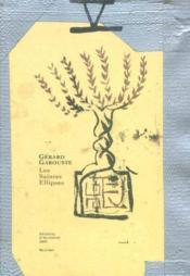 Saintes Ellipses Gerard Garouste - Couverture - Format classique