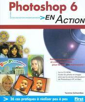 Photoshop T.6 ; En Action - Intérieur - Format classique