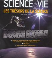Tresors De Science & Vie - 4ème de couverture - Format classique