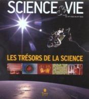 Tresors De Science & Vie - Couverture - Format classique
