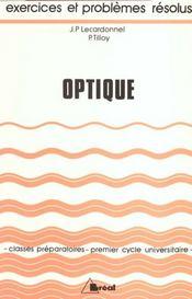 Optique - Intérieur - Format classique