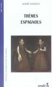Themes Espagnols - Intérieur - Format classique