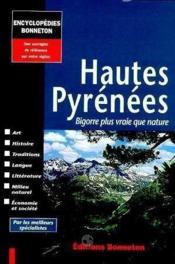 Encyclopedies Regionales ; Hautes-Pyrenées - Couverture - Format classique