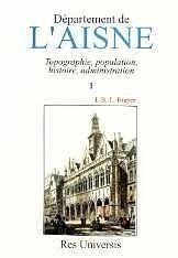 Aisne (L') - Volume I - Couverture - Format classique