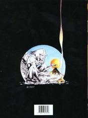 Rahan ; intégrale t.8 - 4ème de couverture - Format classique