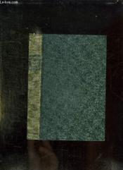 Le Lys Dans La Vallee. - Couverture - Format classique