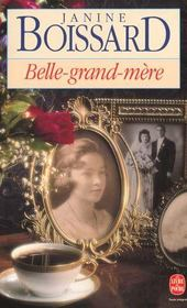 Belle-Grand-Mere Tome 1