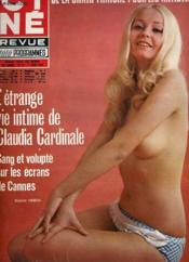 Cine Revue - Tele-Programmes - 52e Annee - N° 22 - La Legende De Jesse James - Couverture - Format classique