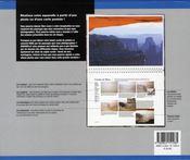 Aquarelle ; peindre des paysages d'après photos - 4ème de couverture - Format classique