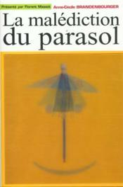 La Malediction Du Parasol - Couverture - Format classique