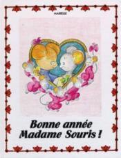 Bonne Annee Madame Souris - Couverture - Format classique