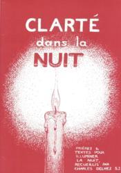 Clarte Dans La Nuit - Couverture - Format classique