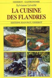 La Cuisine Des Flandres - Couverture - Format classique