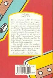 Olivetti Moulinex Chaffoteaux Et Maury - 4ème de couverture - Format classique