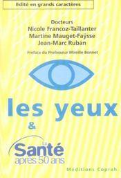 Les yeux et la santé après 50 ans - Intérieur - Format classique