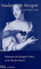 Madame de Sevignée en île-de-France - Couverture - Format classique