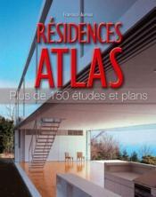Maisons d architectes atlas 1.0 - Couverture - Format classique