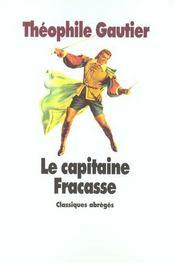 Le Capitaine Fracasse - Intérieur - Format classique