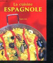 Cuisine Espagnole - Couverture - Format classique