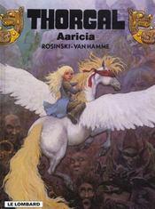 Aaricia - Intérieur - Format classique