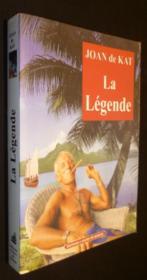 Legende Joan De Kat - Couverture - Format classique