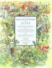 La grande encyclopédie des elfes - Intérieur - Format classique