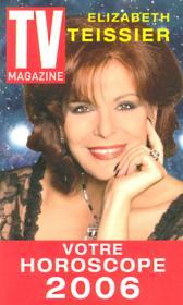 Votre Horoscope 2006 - Couverture - Format classique