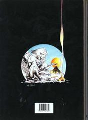 Rahan ; intégrale t.10 - 4ème de couverture - Format classique