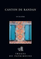 Canton De Randan N 226 - Couverture - Format classique