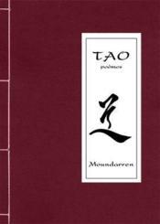 Tao poèmes - Couverture - Format classique