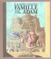 La Famille Adam - Couverture - Format classique