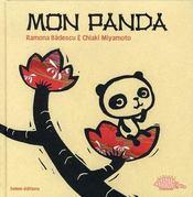 Mon Panda - Intérieur - Format classique