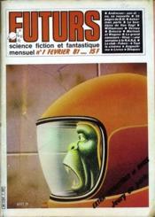 Futurs N°1 du 01/02/1981 - Couverture - Format classique