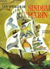 Les Voyages De Sindbad Le Marin - Couverture - Format classique