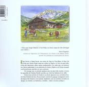 Regards sur le haut val d'arly ; sites, demeures et patrimoine - 4ème de couverture - Format classique