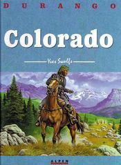 Durango T.11 ; Colorado - Intérieur - Format classique