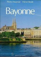 Bayonne(album) - Couverture - Format classique
