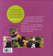 Jardinieres Et Cie - 4ème de couverture - Format classique