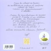 En Provence D'Un Village A L'Autre - 4ème de couverture - Format classique