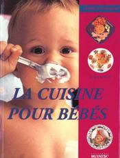 Cuisine Pour Bebes - Intérieur - Format classique