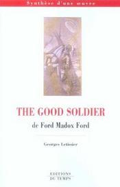 THE GOOD SOLDIER (édition 2005/2006) - Intérieur - Format classique