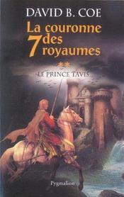 La Couronne Des 7 Royaumes T.2 ; Le Prince Tavis - Intérieur - Format classique