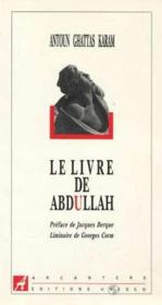 Le Livre De Abdullah - Couverture - Format classique