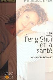 Le feng-shui et la sante - Intérieur - Format classique