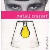 Matali Crasset - Couverture - Format classique