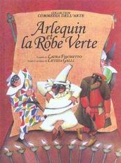 Arlequin Et La Robe Verte - Intérieur - Format classique