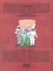 Arlequin Et La Robe Verte - 4ème de couverture - Format classique