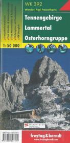 Tennengebirge-lammertal - Couverture - Format classique