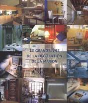 Grand livre de la decoration de la - Couverture - Format classique