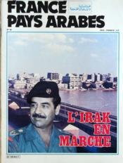 France Pays Arabes N°94 du 01/07/1981 - Couverture - Format classique